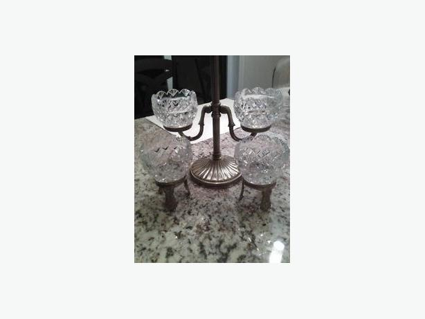 Candle Votive set of 4