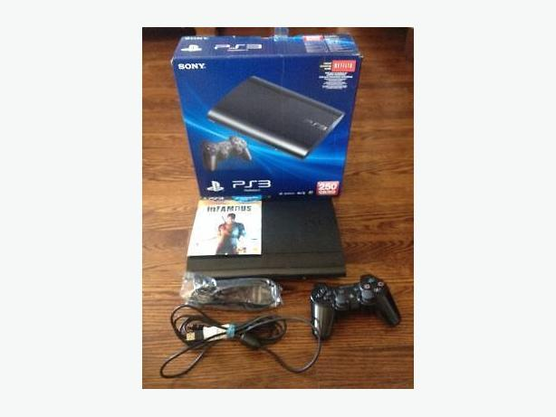 Playstation 3 - 250 GB - Blueray 3D