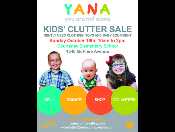 YANA Kids' Clutter Sale