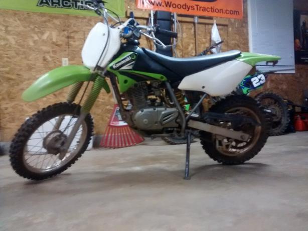 KLX 125 4 STROKE