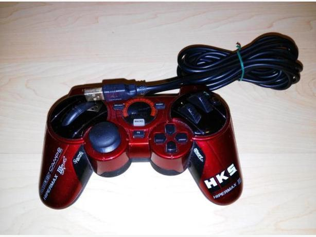 HKS Racing Controller For The Sony Playstation 3