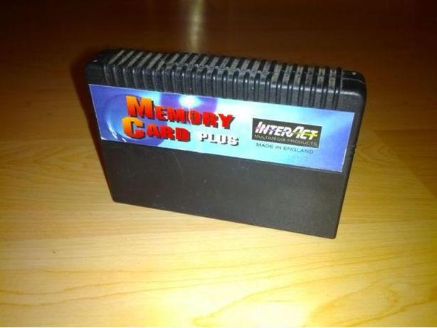 Sega Saturn Backup RAM Memory Card