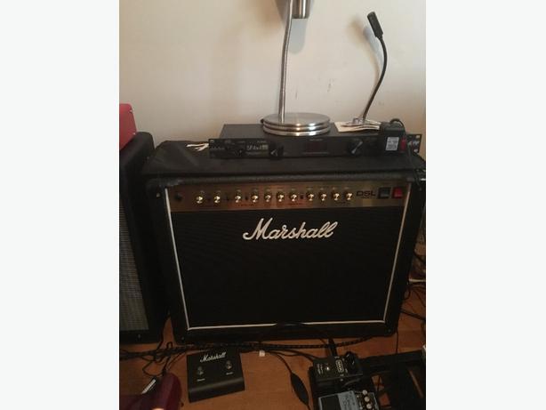 Brand New Marshall DSL40C 40 watt Combo Amp