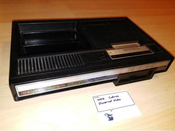 Colecovision System As Is