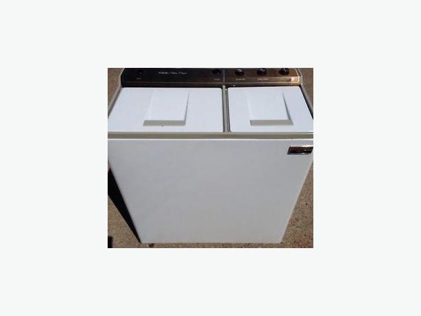 GE Washer/Spin Dryer