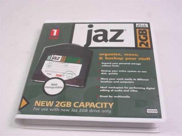 NEW Iomega 2GB Jaz Disk Cartridge