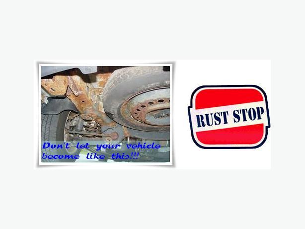 $60 Rustproofing