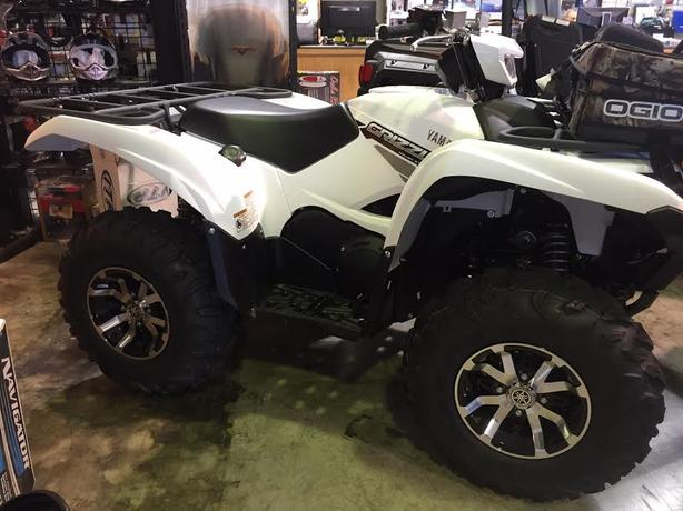 2017 Yamaha Grizzly