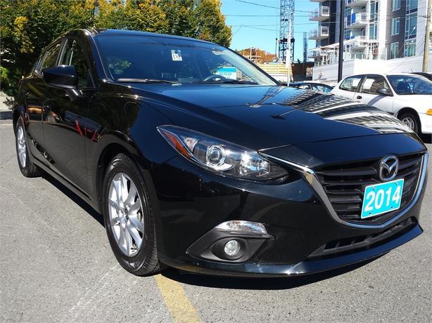 2014 Mazda Mazda3 GS -SKYACTIV
