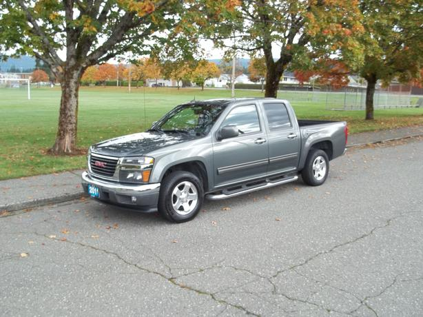2011 GMC CANYON CREW CAB-CALL HART AT 250 724 3221