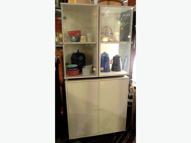 * Modern Three Piece Display Cabinet – Visa, MCard, Delivery