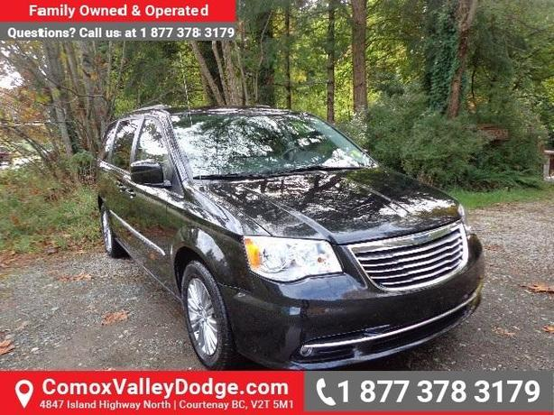 NEAR NEW, LOTS OF WARRANTY - HEATED FRONT SEATS, LEATHER & STOW'N'GO