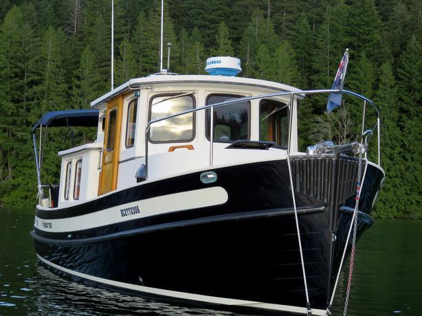 1987 Nordic Tugs 26