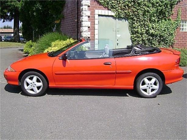 1996 Chevrolet Cavalier LS convertible