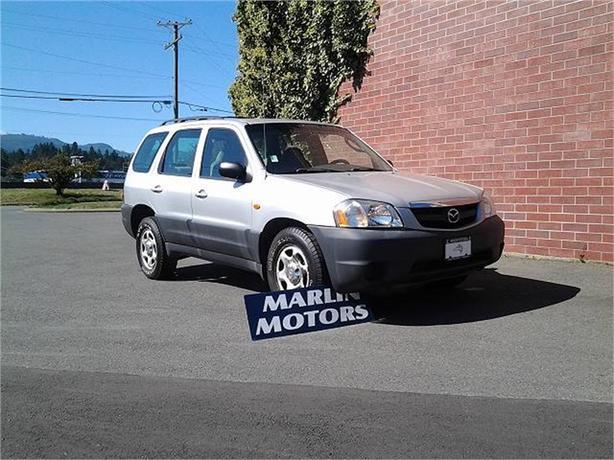 2001 Mazda Tribute DX V6 4WD