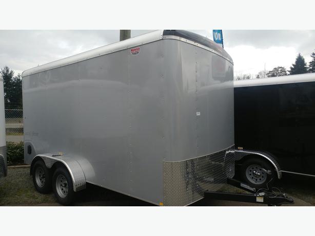 VIT 7x14 Side By Side Cargo Trailer