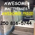 TO MANY MATTRESSES.. NEED TO SELL THEM FAST