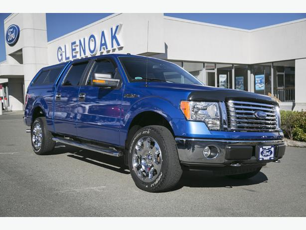2010 ford f 150 xlt xtr supercrew 4x4 victoria city victoria. Black Bedroom Furniture Sets. Home Design Ideas