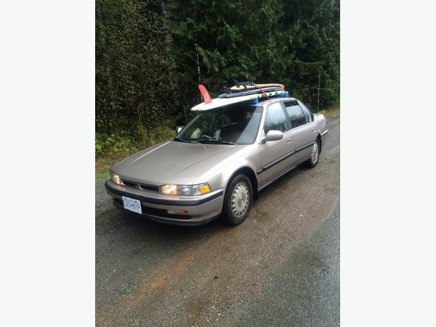 91 Honda Accord