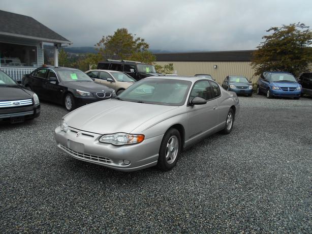 2005 Chevrolet Monte Carlo 140k