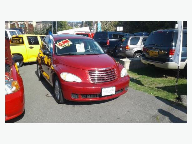 Blow Out  SALE ON NOW 126k  2006 PT Cruiser L.E. Sun roof   Automatic
