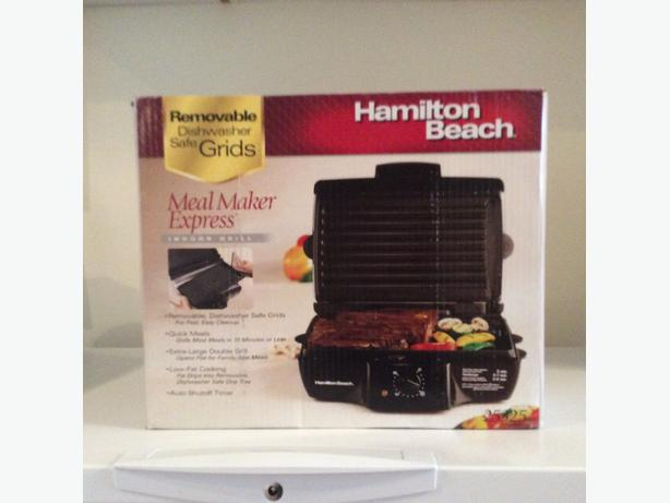 Indoor Grill Meal Maker Express-new