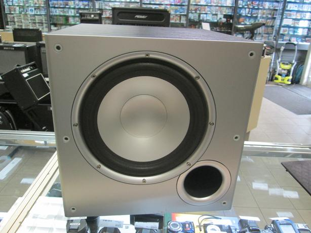 "10"" POLK AUDIO PWERED SUBWOOFER**MONEYMAXX**"