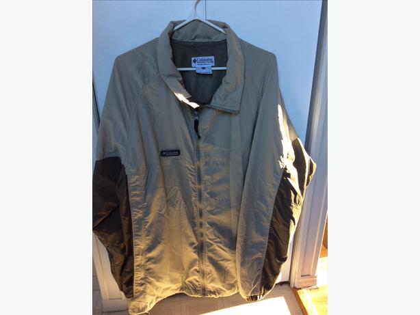Columbia spring / fall jacket