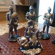 King Henry VIII Foot Combat Armour Statue and others