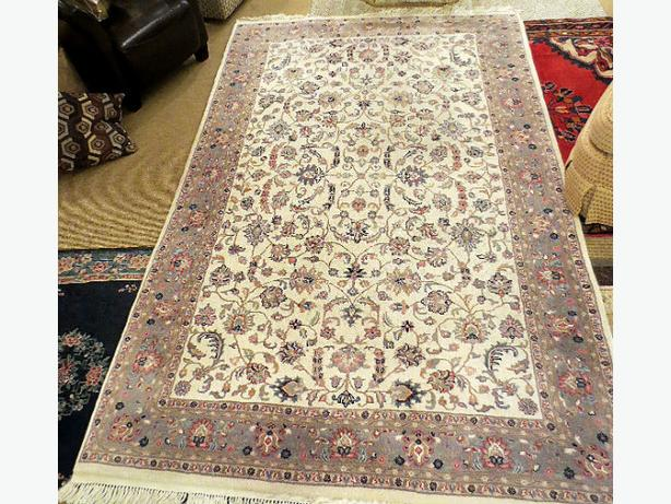 Hand Knotted Rug - Visa/MCard Delivery Avail.