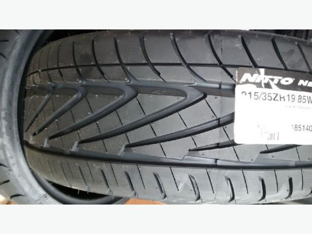 Four Brand new 215/35/R19 Nitto NeoGen performance tires!!!
