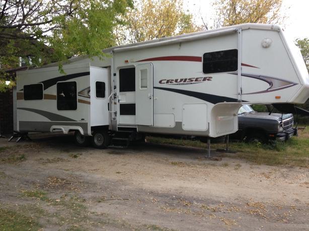 2008 Cruiser camper