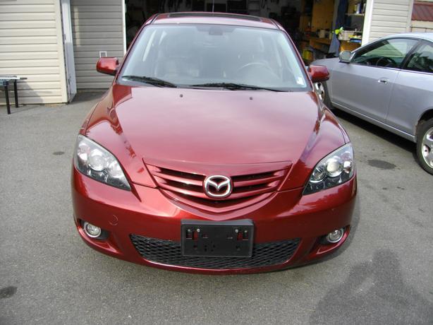 Loaded Mazda 3