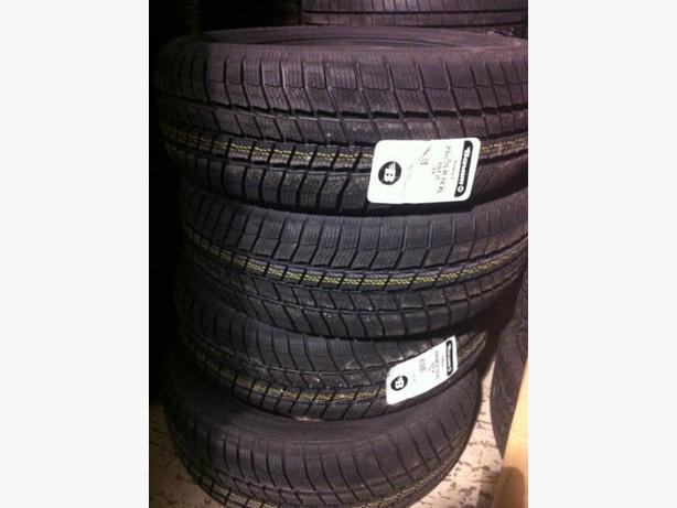 Brand NEW 255/55/R18 Continental Barum Polaris 3 winter tires