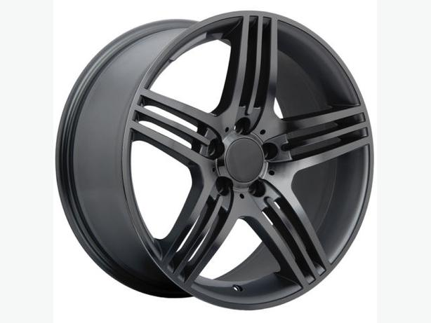 Four Brand NEW 18 inch Mercedes AMG reps (5x112) – VW / AUDI
