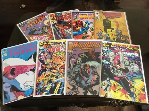 Older Comics