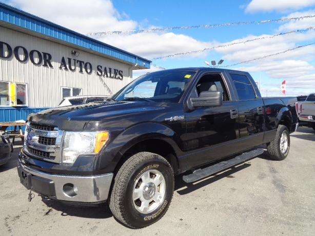 2014 Ford F-150 XLT #I5298 INDOOR AUTO SALES WINNIPEG