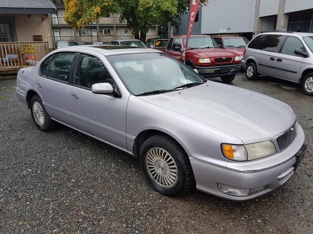 1996 Infiniti Q30 Fully Loaded Low Kms 2651 Sooke Rd
