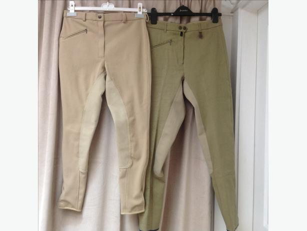 2 prs of breeches  New
