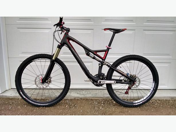 $2,250 · Specialized Stumpjumper FRS Pro Carbon