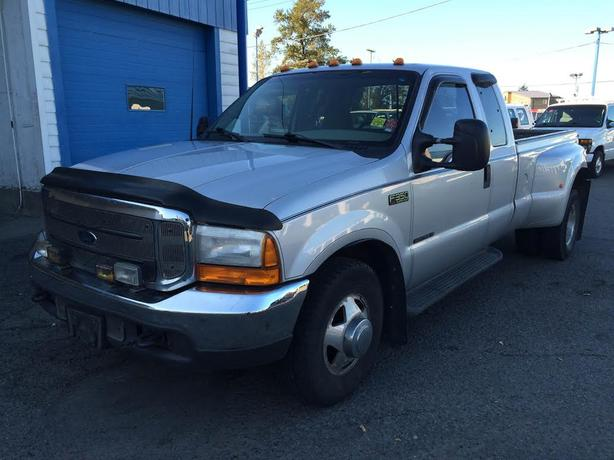 2000 Ford F350 Deisel Dually