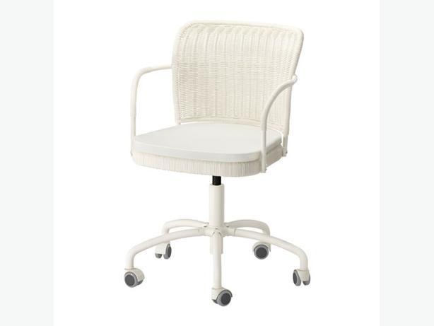 Swivel Chair - light beige $100 (negotiable)