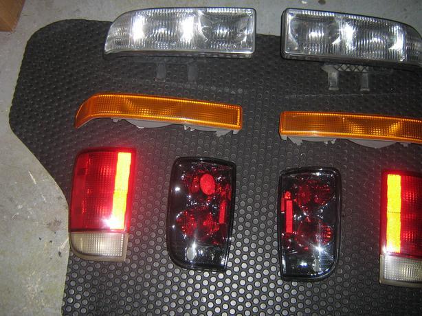 98-2005 blazer jimmy S10 S15 lights