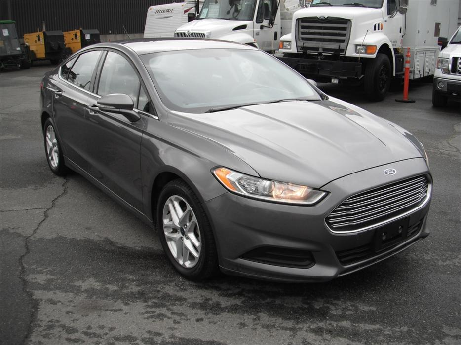 2014 Ford Fusion Se Outside Comox Valley Comox Valley Mobile