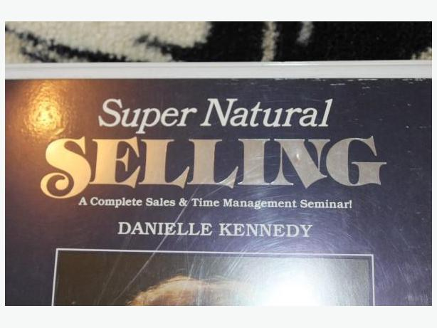 SUPER NATURAL  SELLING-CASSETTES
