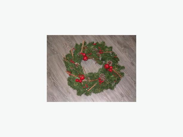 Christmas-wreath indoor or outdoor