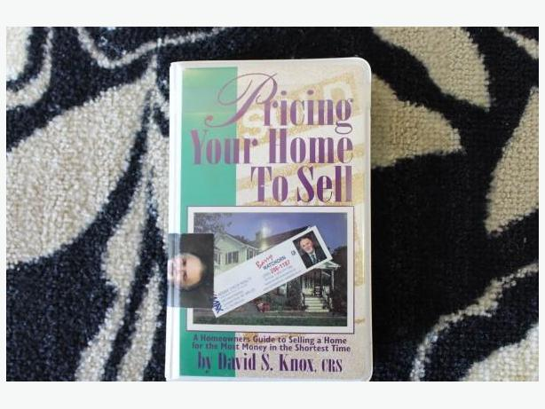 PRICING YOUR HOME TO SELL- VHS
