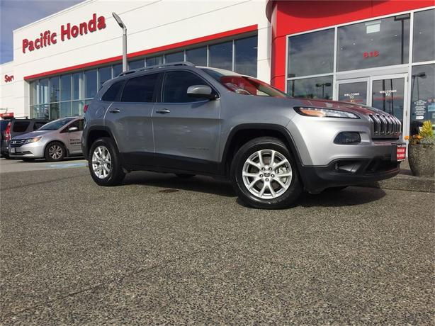 2015 Jeep Cherokee NORTH-Local Island car in great condition