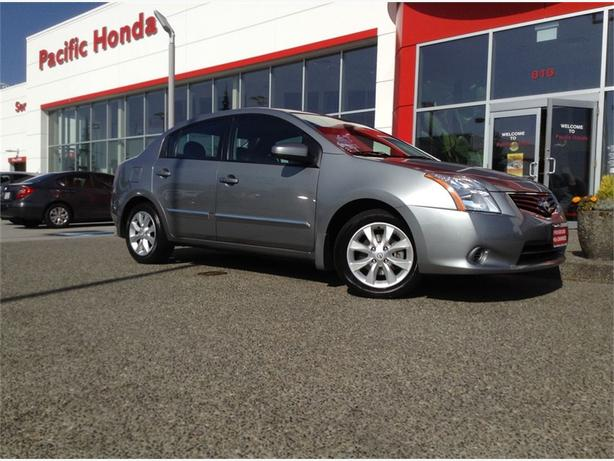 2011 Nissan Sentra NAVIGATION-LIKE NEW 1 OWNER TRADE IN