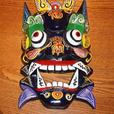 World masks/wall hangings